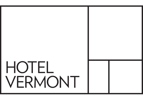 Hotel Vermont color logo.