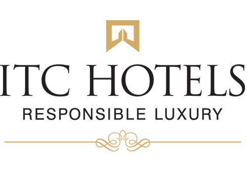 ITC Hotels color logo.
