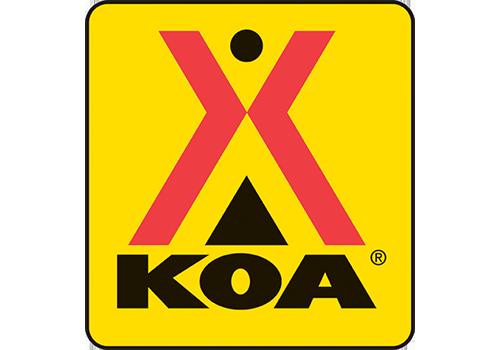 KOA color logo.