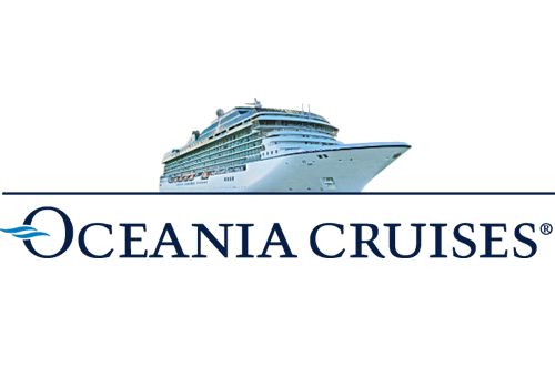 Oceania Cruises color logo.