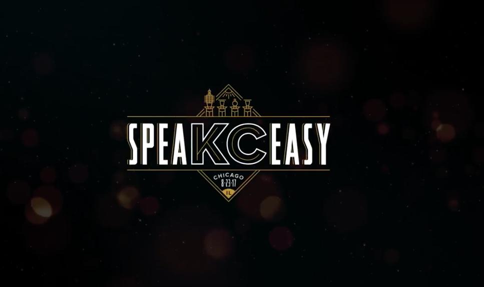 SpeaKCeasy logo.