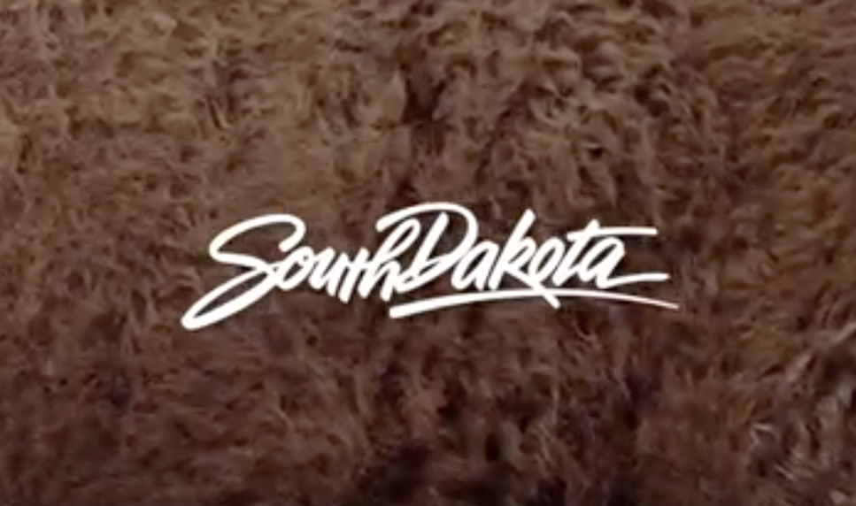South Dakota logo.