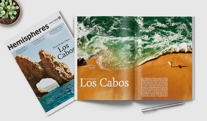 magazine mock ups
