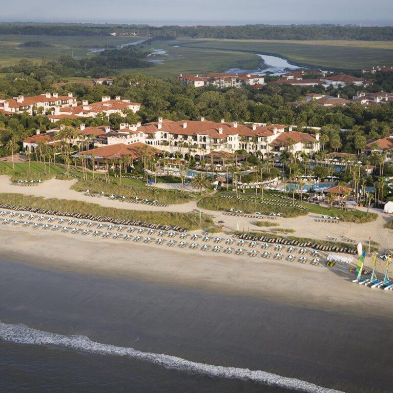Sea Island property
